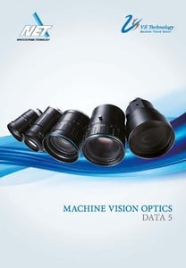 Telecentric Lenses for Machine Vision-Image