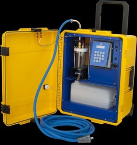 PVS4150C Portable Composite Water Sampler-Image