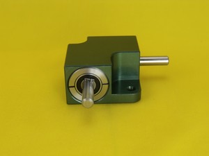 5 arc-minute backlash 1:1 Right Angle Gearbox-Image