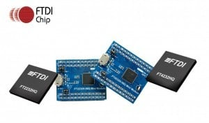 FTDI compact hi-speed USB interface chips at RS-Image
