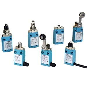 Honeywell MICRO SWITCH Compact Limit Switches-Image