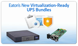 Introducing Eaton virtualization-ready UPS bundles-Image