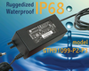 IP68 Waterproof Switching Power Supply AC Adapter-Image