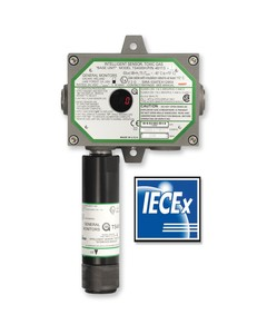 TS4000H Toxic Gas Detector Is IECEx Approved-Image