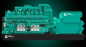 World's most powerful high-speed diesel engine-Image