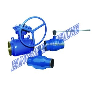 Heat Welded Ball Valve-Image