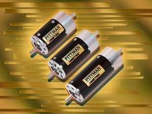 Pittman® 8540 Series DC Servo Motors -Image