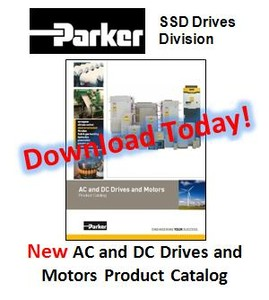 Download the new Parker SSD Drive & Motor Catalog-Image