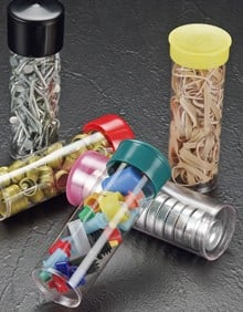 Tubing and Containers from Caplugs-Image