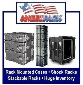 Ameripack - Rack & Shock Racks Cases-Image