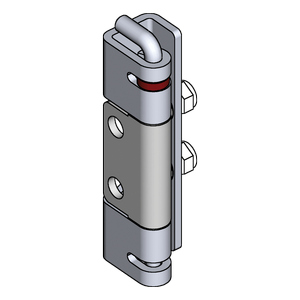 Improved Concealed Hinge for Industrial Enclosures-Image