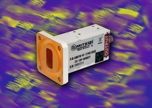 Waveguide Ku-Band Low Noise Amplifier-Image