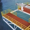 Phenolic Grating & FRP Handrail for Oil & Gas-Image
