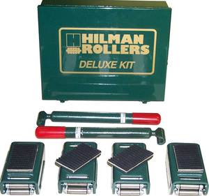 Deluxe Riggers Kits and Riggers Sets from Hilman Rollers