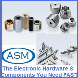 Posts, Spacers & Standoffs - available FAST-Image