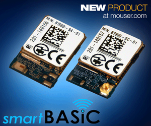 Laird BT900 Bluetooth Modules with SmartBASIC-Image