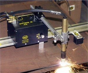 Straight-Line Welding the Economical Way-Image