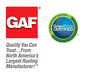GAF Asphalt Shingle Plant Earns Certification-Image