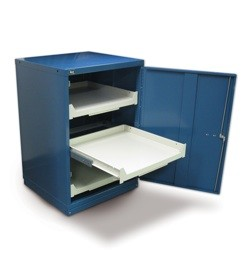 Stanley Vidmar Launches Roll-Out Tray Cabinet-Image