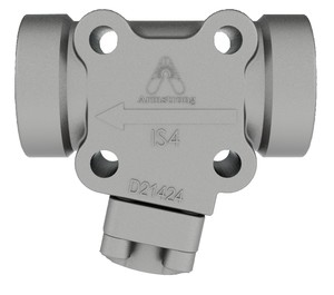 IS-4 Stainless Steel Universal Connector-Image