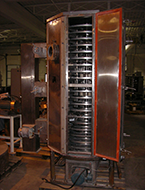 Continuous, rotary tray dryer-Image
