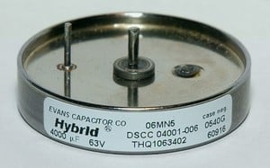 THQ1 Series Hybrid® Capacitors-Image