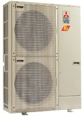 Hyper-Heating Light Commercial Heat Pumps-Image