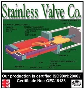 SVC New Fly Ash Valve - Fly Ash Valves -Image
