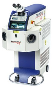 Fiber Laser Welding Workstation-Image