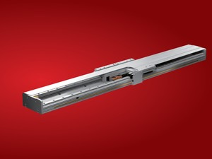 Linear motor actuator type glm from thk america inc for Types of linear motors