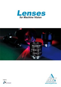 Low Distortion, Hi-Resolution Telescentric Lenses-Image