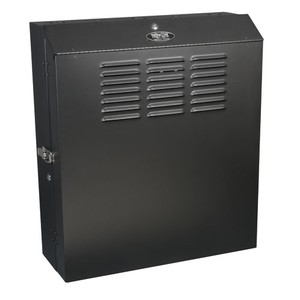 Wall-Mount Rack Cabinets Promotes PCI Compliance-Image