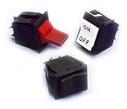 Carling - Miniature Rocker Switches 610/620 Series-Image