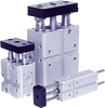 GC 4000 Series Guided Air Cylinders-Image