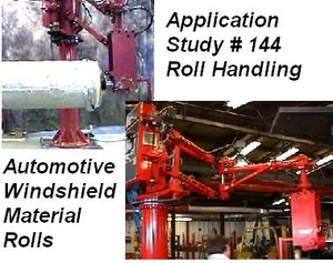 Roll Handling - Ergonomics & efficiency CASE STUDY-Image