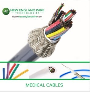 Wire & Cable Usage in Medical Electronics-Image