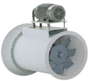 Tubeaxial Fans (FRP Axial)-Image