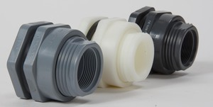 BFAS Series Bulkhead Fittings-Image