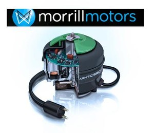 1 Electronically Commutated Unit Bearing Motor From