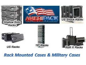 Rack Mounted Cases & Military Cases-Image