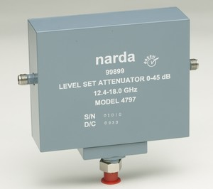 Miniature Variable Attenuator Covers DC to 18 GHz-Image