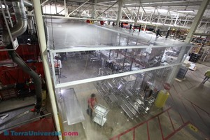EZ-UP Cleanroom®: Modular Suspended Frame-Image