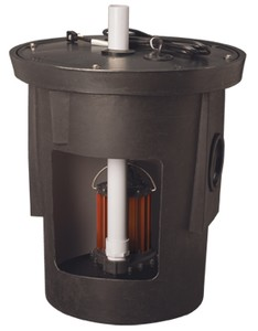Sump Pump 1/3 or 1/2 hp...Assembled Package-Image