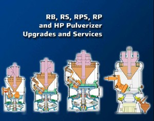 RB,RS, RPS, RP & HP Pulverizer Upgrades & Services-Image