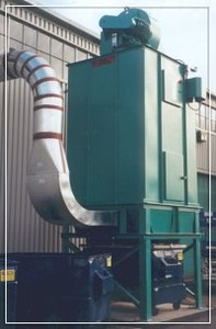 Compact Dust Collectors-High Power Filtering-Image