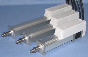Integrated Electric Actuators rated to 100N thrust-Image