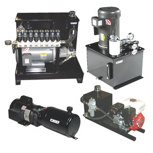 Hydraulic Power Units-Image