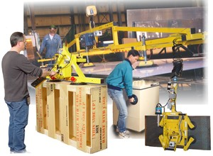 Materials Handling—Vacuum Lifting Equipment-Image