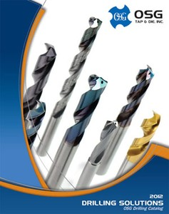 OSG Introduces New Drilling Catalog-Image