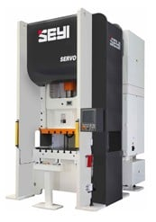 A Genuine Servo Press With Global New Standard-Image